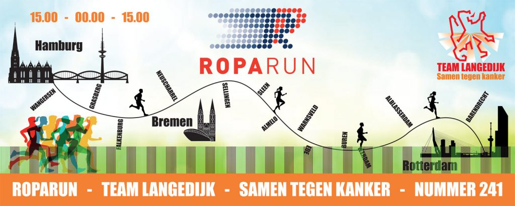Spandoek_route_Roparun-2018