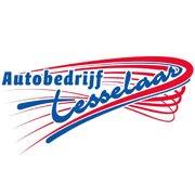 Garagebedrijf Tesselaar sponsort de diesel voor de touringcar.